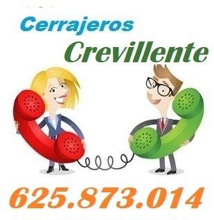 Telefono de la empresa cerrajeros Crevillente